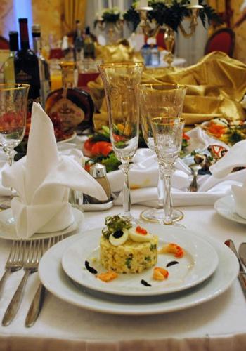 Грандиозная свадьба